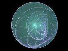 Free Harmonic Spheres Stock Photography - 2153842