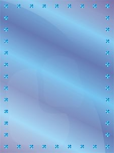 Free Blue Metal Sheet With Reflect Royalty Free Stock Photo - 2154185