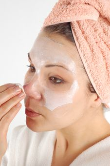 Free Beauty Mask 21 Royalty Free Stock Image - 2155356