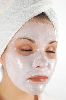 Free Beauty Mask 21 Royalty Free Stock Photography - 2155437