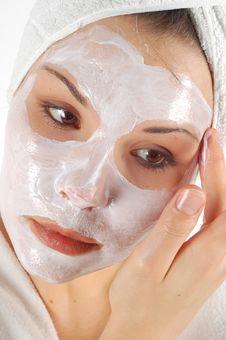 Free Beauty Mask 21 Stock Image - 2155441