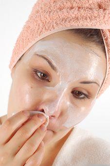 Free Beauty Mask 21 Stock Photos - 2155573