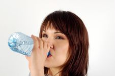 Free Drinking Water 3 Royalty Free Stock Photography - 2155617