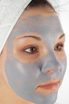 Free Beauty Mask 21 Stock Image - 2155631