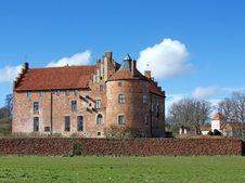 Free Castle Royalty Free Stock Photo - 2156565