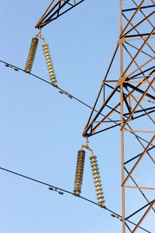 Free Electricity Royalty Free Stock Photo - 2156625