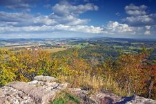 Free Autumn Landscape Royalty Free Stock Photos - 2157118
