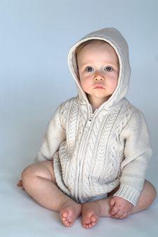 Free Sweater Baby Royalty Free Stock Photos - 2157238