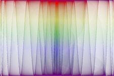 Free Rainbow Curtain Royalty Free Stock Images - 2157589
