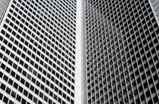 Free Corner Of A Corporate Building Stock Photo - 2157620