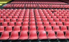 Free Stadium Seats Royalty Free Stock Images - 2157759