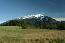 Free Cascade Mountains Stock Photo - 2159150