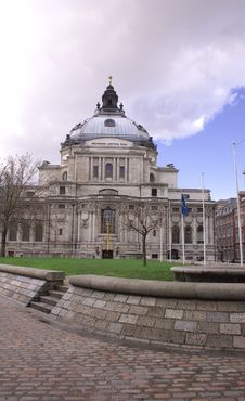 Free Methodist Central Hall Royalty Free Stock Image - 2159986