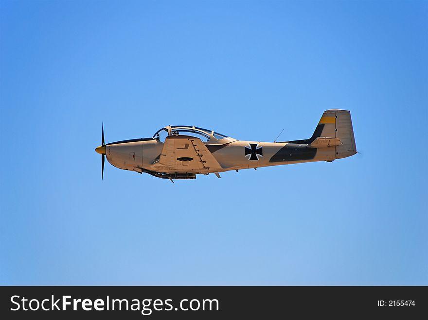 Historic Nazi Germany airplane