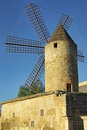 Free Ancient Windmill Royalty Free Stock Photography - 21500807