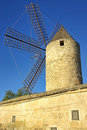 Free Mediterranean Windmill Royalty Free Stock Images - 21500819