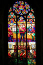 Free Stained-glass Window Royalty Free Stock Photos - 21504668