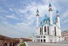 Free Qolsharif Mosque. Russia, Tatarstan, Kazan Stock Photo - 21500500