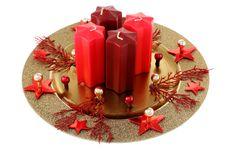 Free Christmas Wreath Stock Photography - 21507462