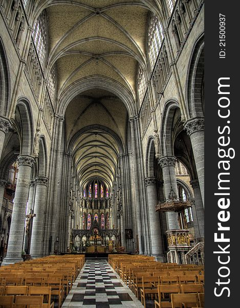 Belgian town Ypres tourist attraction