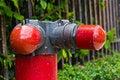 Free Fire Hoses. Stock Photos - 21516483