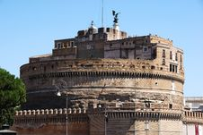 Free Castel Sant  Angelo Stock Photography - 21512122