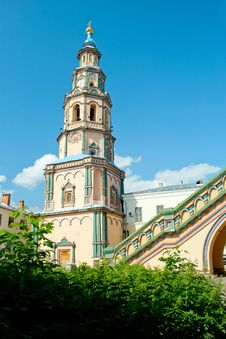 Free Church In Kazan Royalty Free Stock Image - 21515176