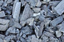 Free Closeup Of Coal Lumps Stock Images - 21515664