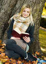 Free Young Woman With Book Royalty Free Stock Photos - 21521818