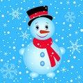 Free Snowman Stock Photo - 21524400