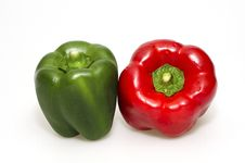 Free Fresh Pepper Vegetables Stock Images - 21520724