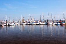 Free Marine Dock Stock Images - 21521134