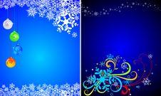 Free Christmas Background Stock Photography - 21523672
