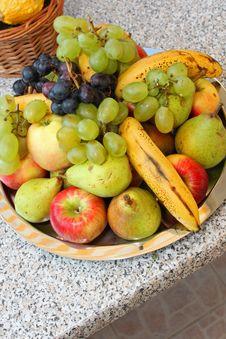 Free Fruit Plateau Stock Photos - 21523733