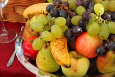Free Fruit Plateau Stock Images - 21523844