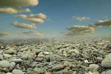 Free Sky And Stones Stock Photography - 21524962