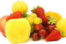 Free Varied Fruits Royalty Free Stock Photography - 21525507