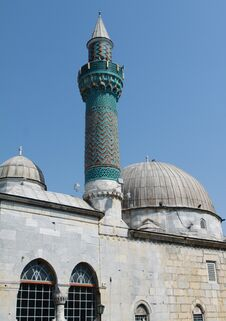 Free The Green Mosque, Iznik. Stock Photography - 21526622