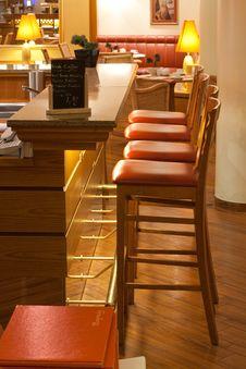 Free Bar Table Stock Photo - 21530870