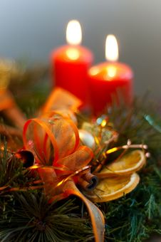 Free Advent Still Life Stock Images - 21530964