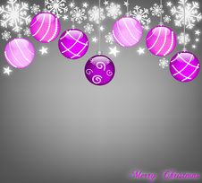Free Merry Christmas Stock Image - 21533041