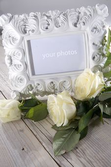 Free Plaster Frame Stock Image - 21533161