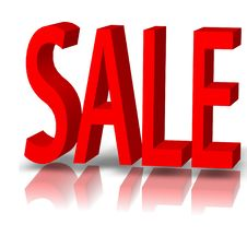 Free Sale Royalty Free Stock Photos - 21536718