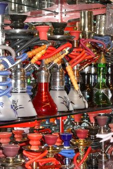 Free Hookah Or Shisha Stock Image - 21537661