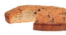 Free Cake With Chocolate Royalty Free Stock Photo - 21538535