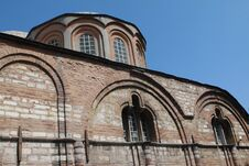 Free The Chora Museum, Istanbul. Royalty Free Stock Photo - 21539265
