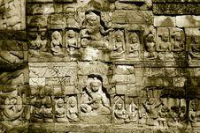 Free Angkor Thom Stock Photos - 21539373