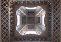 Free Eiffel Tower. Bottom View. Paris. France Royalty Free Stock Photography - 21540127