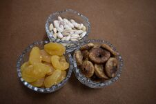 Free Luxurious Dry Fruits Used In Winter Stock Photography - 215444632