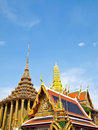 Free Wat Phra Kaew Tourism Travel At Bangkok Royalty Free Stock Photo - 21550225